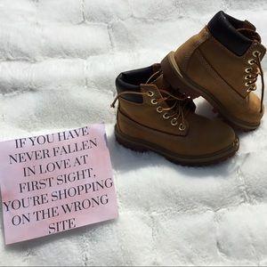Timberland Kids Premium Waterproof Boots 🥾